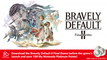 Финальная демоверсия Bravely Default II для Nintendo Switch доступна для скачивания