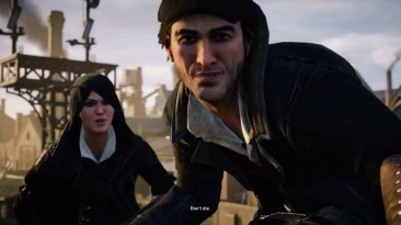 Assassin's Creed Syndicate на PS5 - визуальный беспорядок. У игры Ubisoft проблемы на консоли Sony