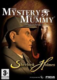 Обложка игры Sherlock Holmes: The Mystery of the Mummy