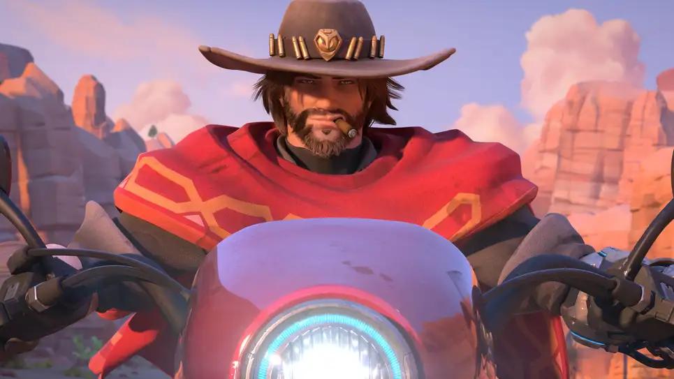 Вы можете изменить свой BattleTag бесплатно благодаря переименовыванию героя Overwatch Маккри в Кэссиди