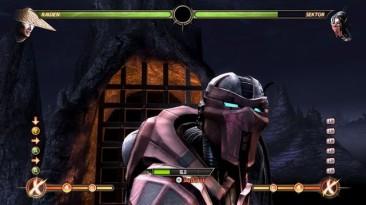 "Mortal Kombat ""Camera Hack"""