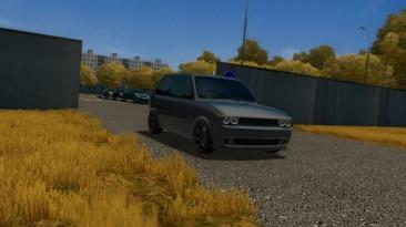 "City Car Driving ""Оka Dodge v1.1 (v1.5.9.2)"""