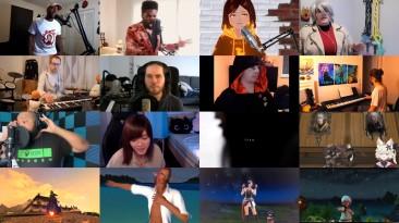 40 музыкантов создали клип для больного раком композитора Final Fantasy XIV