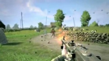 """Brothers in Arms: HH """"Machine Gun and Bazooka Feature"""""""
