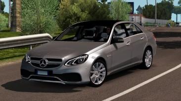 "Euro Truck Simulator 2 ""Mercedes-Benz E63 AMG 2016 (1.40.x)"""