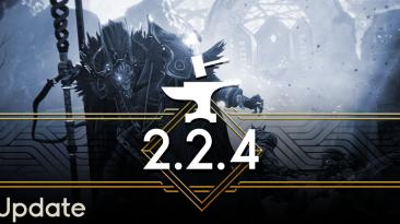 Вышло обновление 2.2.4 для Godfall, устраняющее сбои и ошибки и улучшающее производительность