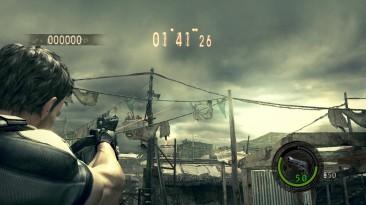 "Resident Evil 5 ""Public Assembly - Clear Sky / Общественное Собрание - Ясное Небо"""