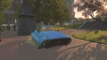 "Mafia 2 ""Chryslus Corvega Coupe"""