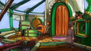 Deponia Doomsday (Депония 4) - Прохождение игры на русском [#7]