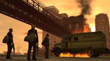 Именно мир GTA 4 произвёл впечатление, а не история