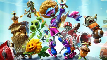 Plants Vs. Zombies: Battle for Neighborville выйдет на Nintendo Switch в марте