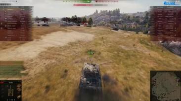 World of Tanks - Прикольные и странные моменты #91