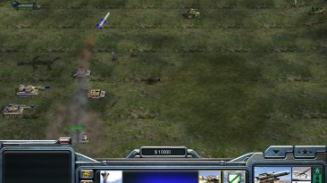 "Command & Conquer Generals: Zero Hour ""Карта - Operation Storm"""