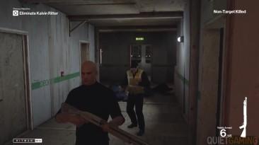 Подборка жестоких убийств (Hitman) 1