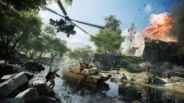 Инсайдер поделился первыми подробностями будущих обновлений для Battlefield 2042
