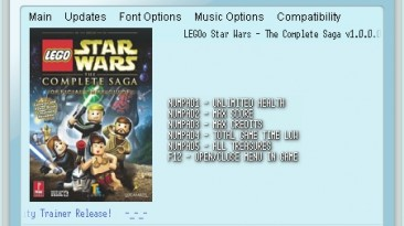 LEGO Star Wars - The Complete Saga: Трейнер (+5) [1.0] {h4x0r}