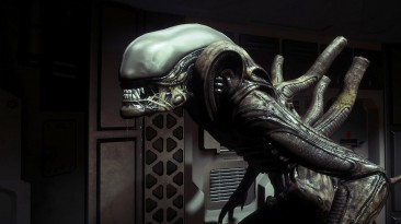 "Alien: Isolation ""Чужой не видит Аманду"""
