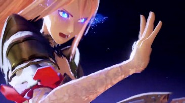 Tales of Arise - Трейлер E3 2019 на русском - VHSник