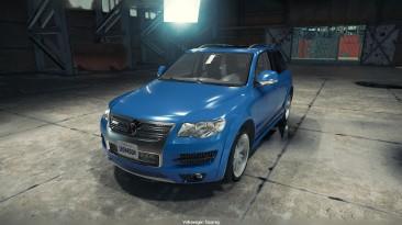 "Car Mechanic Simulator 2018 ""Volkswagen Touareg R50"""