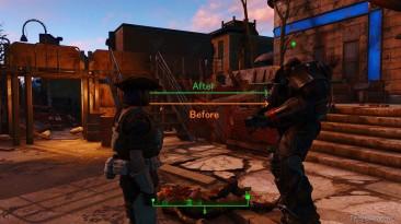 "Fallout 4 ""Фикс высоты камеры от 1-го лица"""