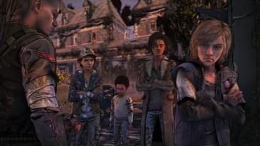 Проблемы The Walking Dead: The Telltale Definitive Series на PS4 полностью решены