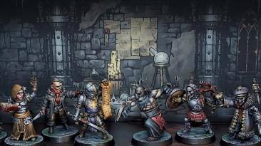 Анонсирована настольная игра по Darkest Dungeon
