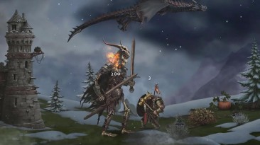 Релизный трейлер экшн-RPG Niffelheim для Nintendo Switch