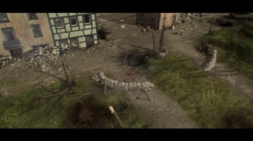 """Company of Heroes 2: The British Forces """"Трейлер – Снайпер"""""""