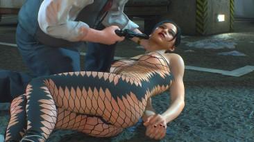 "Resident Evil 2 ""Клэр падший ангел (Grogu Edition)"""