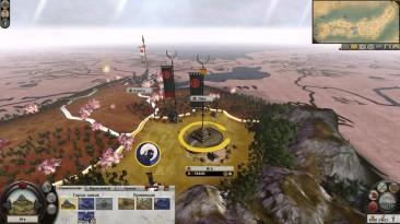Total War: Shogun 2: Чит-Мод/Cheat-Mode (Снятие ограничений на строительство и найм отрядов)