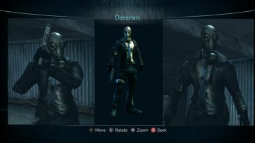 """Resident Evil: Revelations """"Foster killing floor"""""""