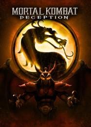 Обложка игры Mortal Kombat: Deception
