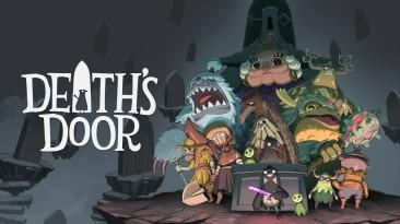 Анонс и трейлер игры Death's Door