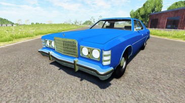 "BeamNG.drive ""Ford LTD - 1975"""