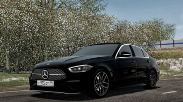 """City Car Driving """"Mercedes-Benz C300 4MATIC W206 v1.1 (v1.5.8 - 1.5.9.2)"""""""