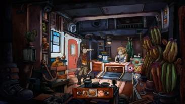Первый эпизод приключенческой игры Deponia выйдет в ноябре