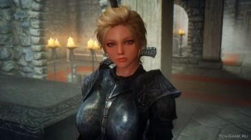 "Elder Scrolls 5: Skyrim ""Брида - Спутница"""