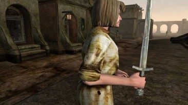 """Morrowind """"Призрачная броня"""""""