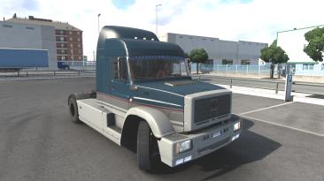 "Euro Truck Simulator 2 ""ЗиЛ 5423 1995г"""