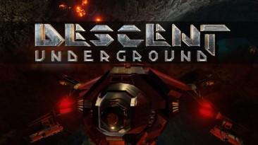 Descent: Underground - последние часы на Kickstarter, новый трейлер, сюжетный режим