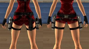 """Tomb Raider """"Красный камуфляж"""""""