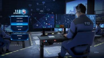 Симулятор диспетчера 112 Operator выходит в следующем месяце