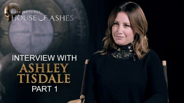 Эшли Тисдейл рассказала о своей работе над The Dark Pictures: House of Ashes