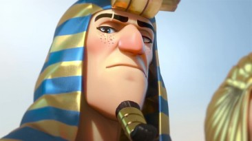 """Age of Empires Online """"Полный кинематографический трейлер"""""""