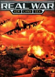Обложка игры Real War