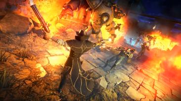 Скриншоты тактической RPG Dark Envoy от студии Event Horizon