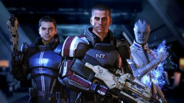 Mass Effect вышла 13 лет назад