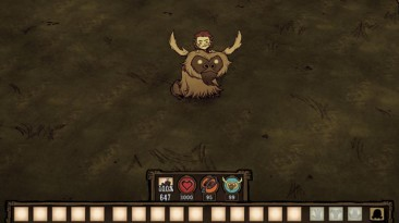 "Don't Starve ""Beefalo Widget"""