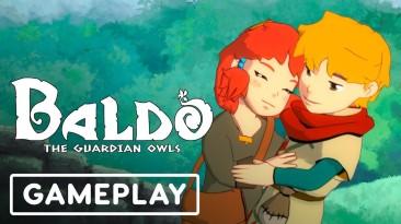 Baldo: The Guardian Owls - 13 минут игрового процесса