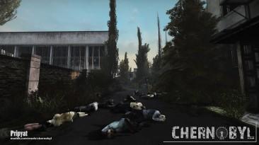 До конца года выйдет первая глава мода Chernobyl для Left 4 Dead 2